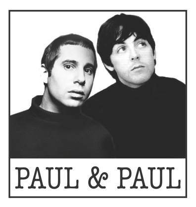 Image result for paul simon and paul mccartney