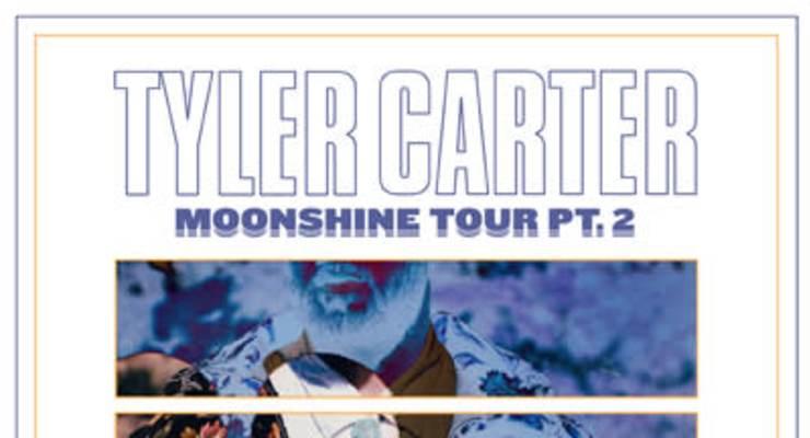 Tyler Carter - Moonshine Tour