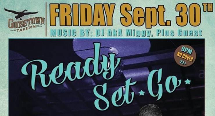 READY SET GO featuring A.K.A. MIGGY