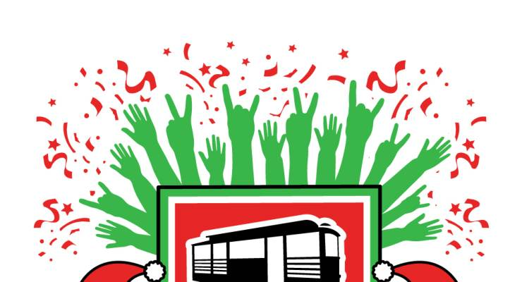 ABQ Trolley Co: Santa Claus Pub Crawl