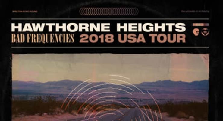 Hawthorne Heights * Listener * Hotel Books * Sienna Skies * Heavy Things