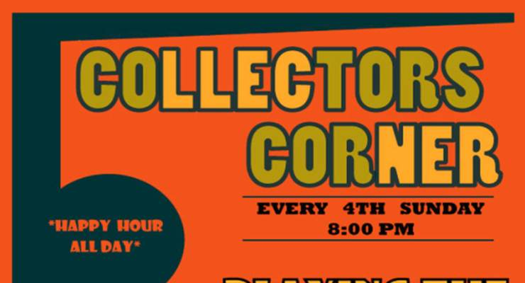 Collectors Corner presented by Wesley Summerhill (DVRS)