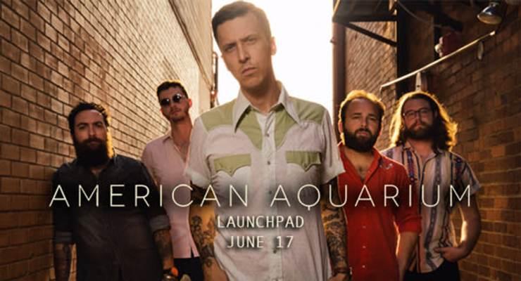 American Aquarium * Joshua Ray Walker