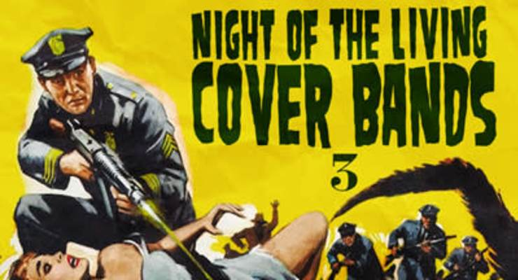 Night of the Living Cover Bands - Night 3