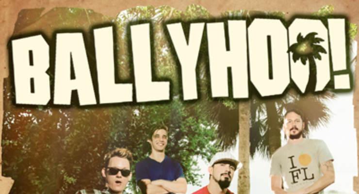 BALLYHOO! * Kosha Dillz * Innastate * The Riddims * Pocket Full of Dub Soundsystem