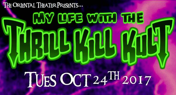 My Life With The Thrill Kill Kult w/Ritual Aesthetic and DJ Ritual