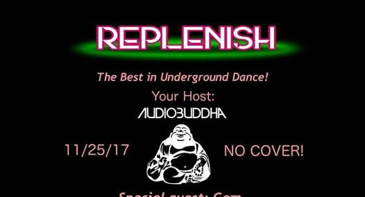 Replenish - DnB with Gem