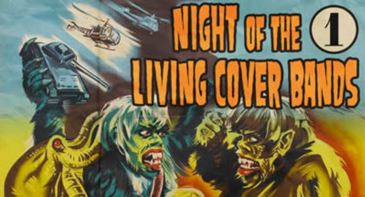 Night of the Living Cover Bands - Night 1