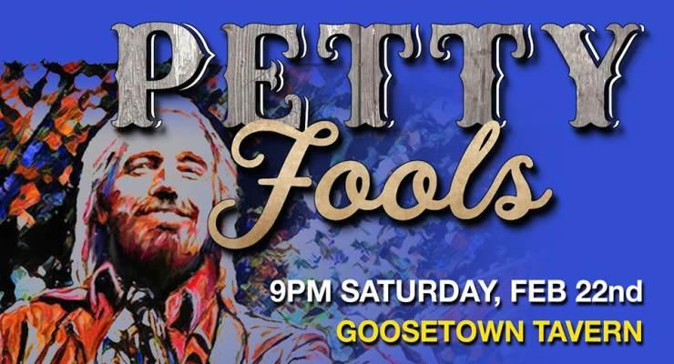 Petty Fools (Tom Petty Tribute)