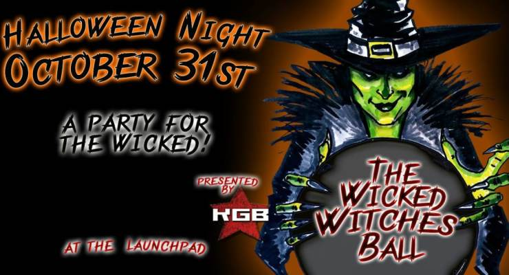 The KGB Wicked Witches Ball