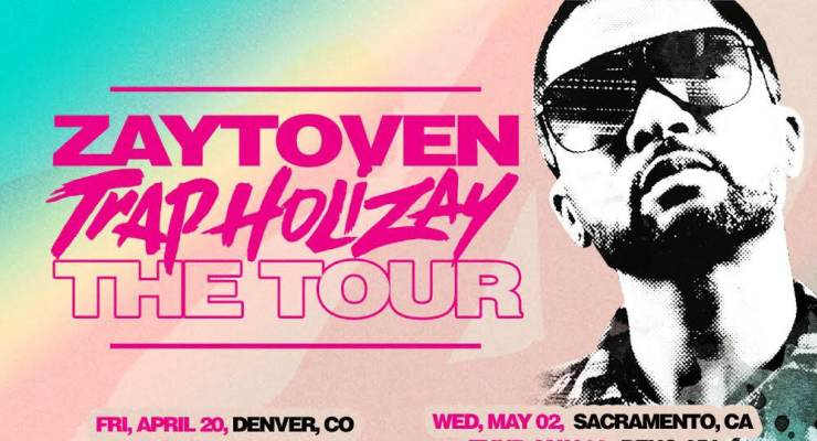 Zaytoven, Trap Holizay the Tour
