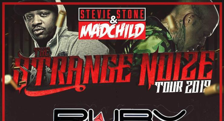 STEVIE STONE/ MADCHILD