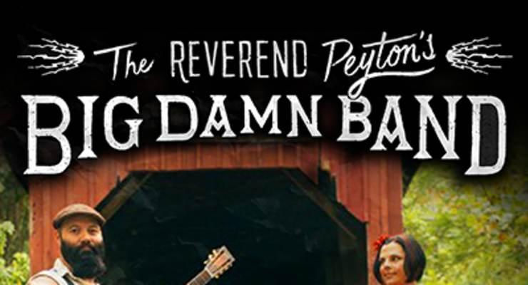 Reverend Peyton