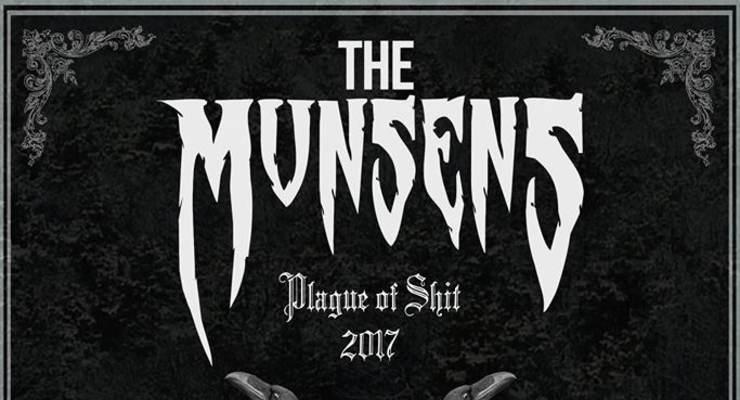 The Munsens, (Doom metal rock), Bruja, Tsuga, The Uninspired