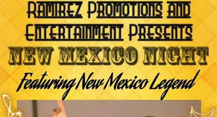 New Mexico Night
