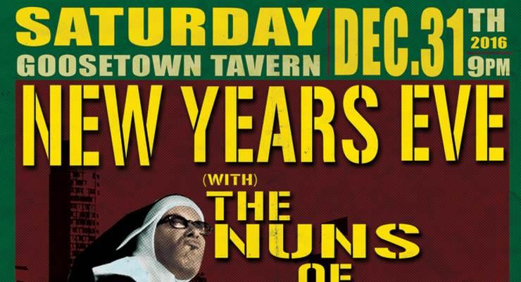 Nuns of Brixton (Clash Tribute), Mehvana (Nirvana Tribute)
