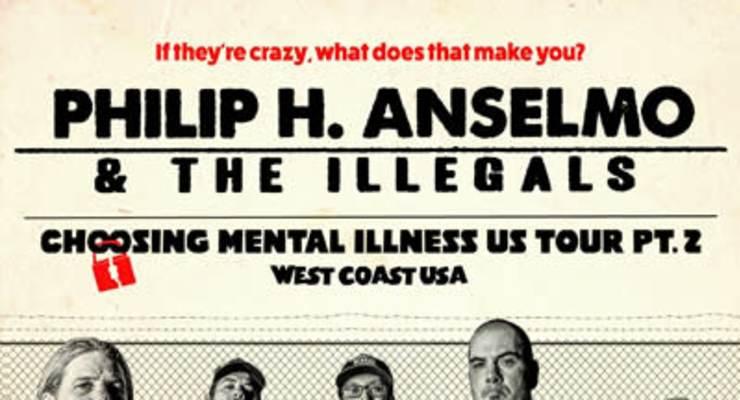 Philip H Anselmo & The Illegals