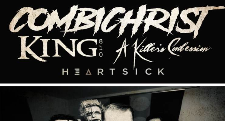 COMBICHRIST  & KING 810
