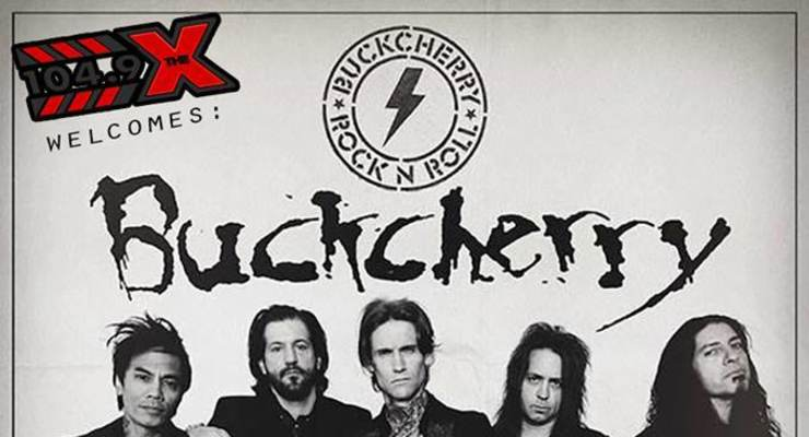 BUCKCHERRY + NONPOINT (CD RELEASE SHOW)