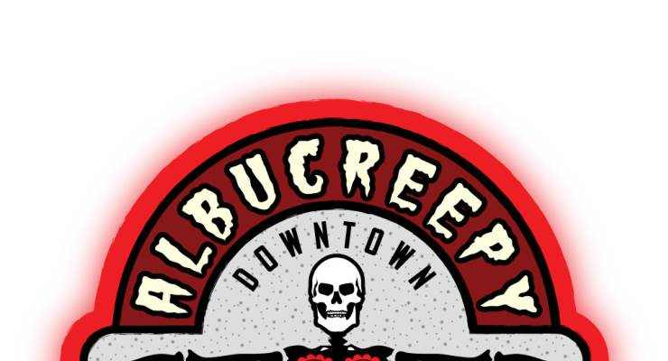 Albucreepy Downtown Ghost Walk : Red-Light Edition