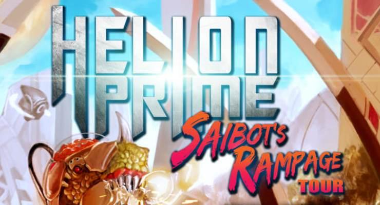 Helion Prime, Heart Avail, Framework, Aardvark