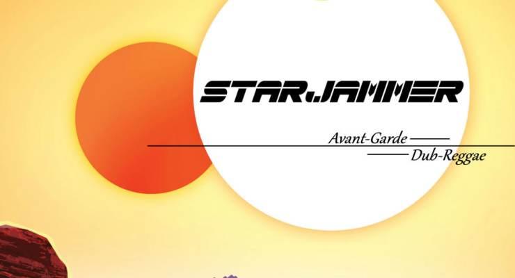 StarJammer  - Avant-Garde-Dub-Reggae