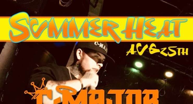 C-Major with Levi Mokhtary, Willie B. the MC, Wrath the Poetic Proffit, Treezy, Gingabred, Jesse B. Dawg