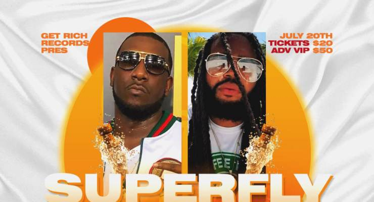 SUPERFLY DADDY SINGLE RELEASE PARTY