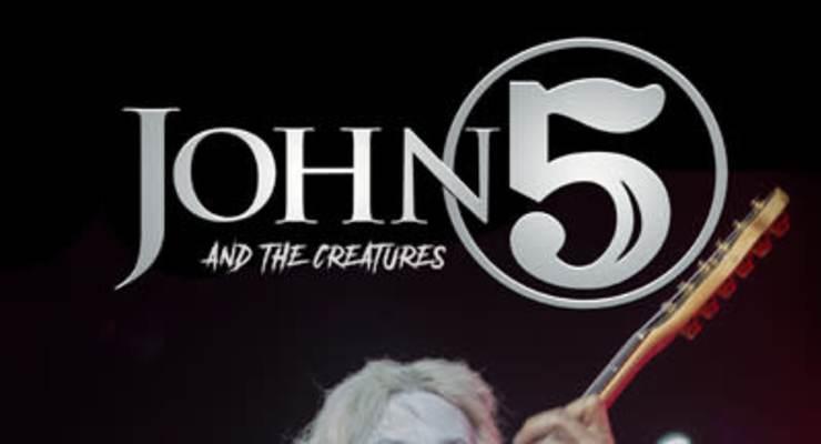 John 5 - Invasion Tour