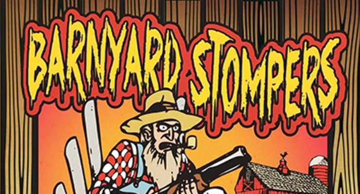 Barnyard Stompers * Dirty Brown Jug Band * Lincoln County War