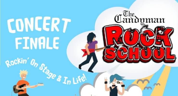 Candyman School of Rock Concert