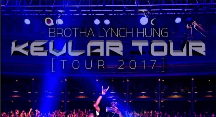 """Brotha Lynch Hung """"Kevlar Tour"""""""