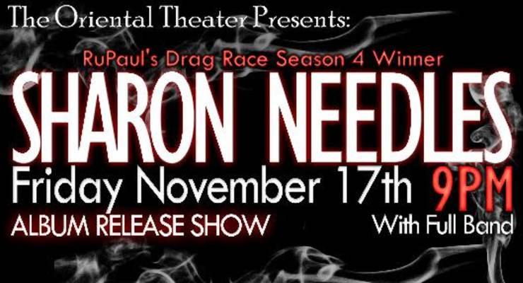 Sharon Needles Album Release Show (75 Min Full Band Show)