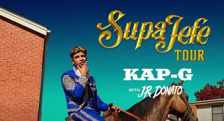 "KAP G. "" SupaJefe"" Tour with AG, D.J. Donato"
