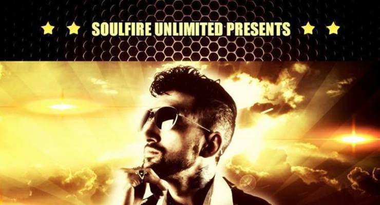 """Soulfire Unlimited's """"2017 VISION QUEST TOUR."""" with Jake Ryan The Space Cowboy"""