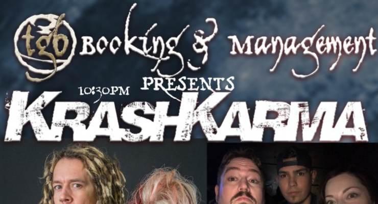 Krash Karma * The Ground Beneath
