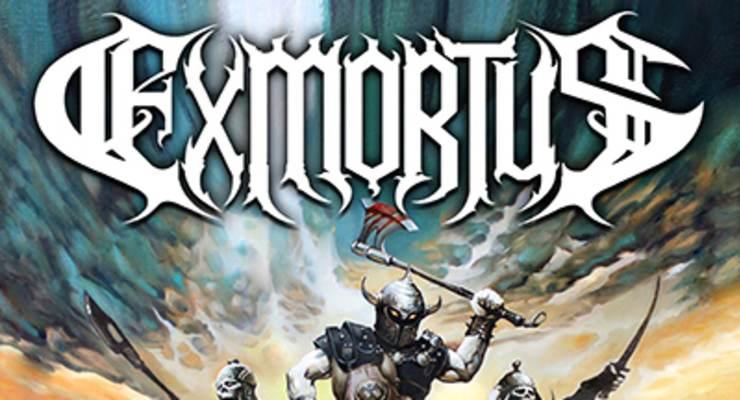 Exmortus * Wulff * Fallen Prophets * Deceitful ***EARLY SHOW***