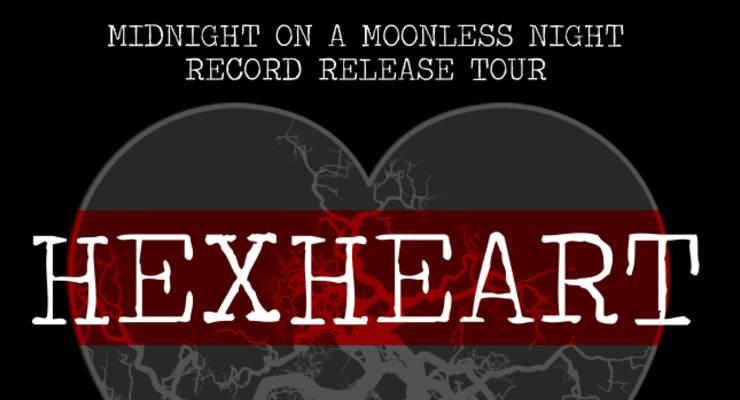 Hexheart w/ Voicecoil, Blakk Glass