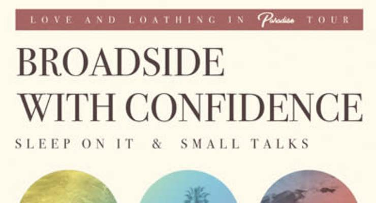 Broadside * With Confidence