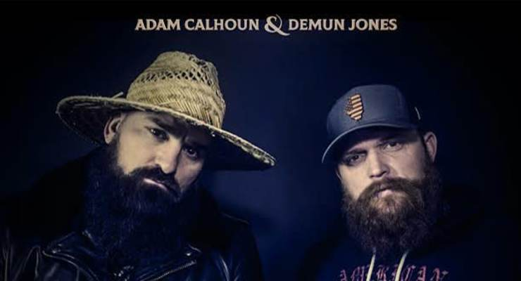 ADAM CALHOUN & DEMUN JONES