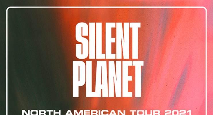 Silent Planet * Inhuman Hands * Dakota Ave * Lights On The Coast