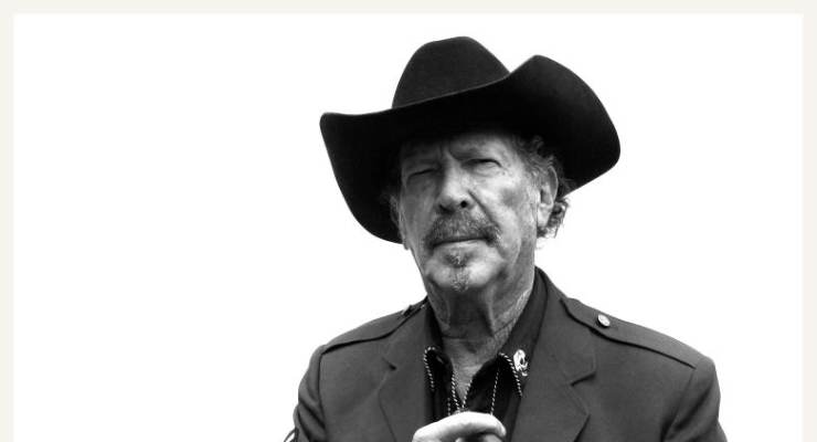 "Kinky Friedman ""Resurrected Tour"""