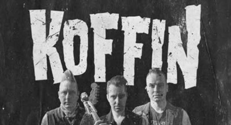 Koffin Kats * Russian Girlfriends * Crown & Casket * DJ Riff Rat