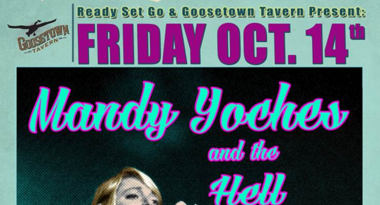 READY SET GO featuring A.K.A. MIGGY w/ Mandy Yoches and The Hell Knows