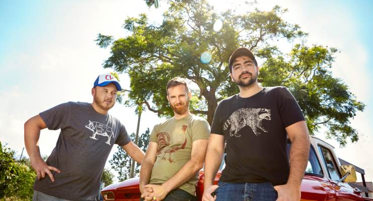 wellRED comedy tour: From Dixie With Love <br /> w/ Trae Crowder, Drew Morgan &amp; Corey Ryan Forrester