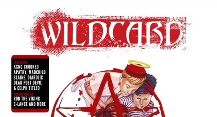 """Wildcard """"The War"""" Album Release Party"""