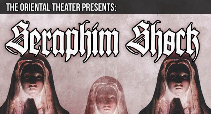 Seraphim Shock - Red Silk Vow 20th Anniversary Show!