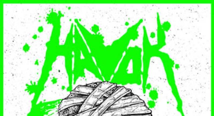 Havok * Ringworm * Mobile Deathcamp * Church Crusher