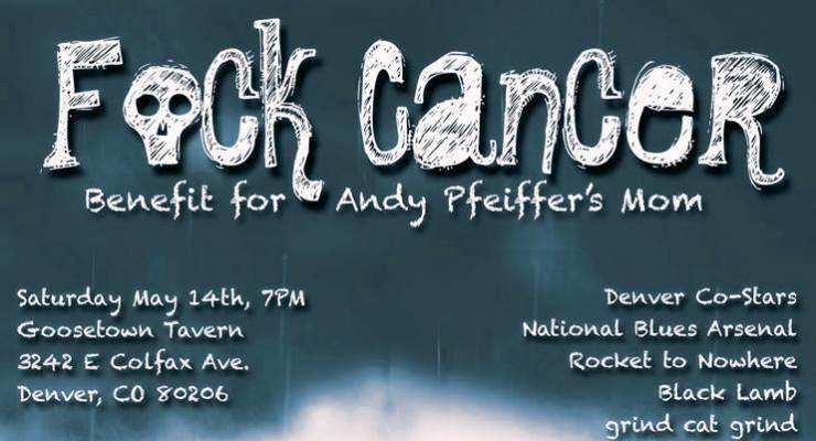 A Benefit for Andy Pheiffer
