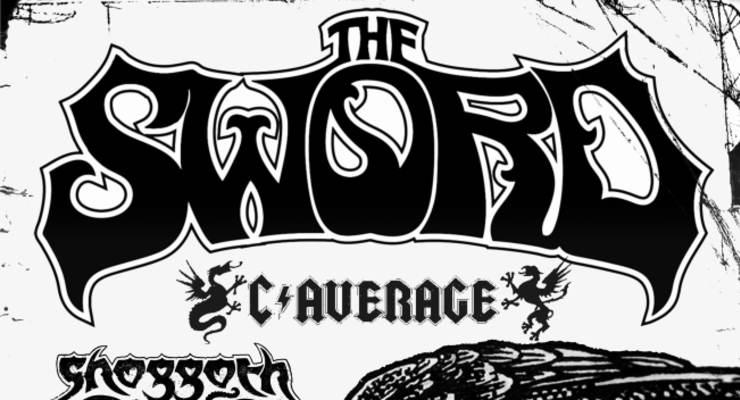 The Sword * C Average * Shoggoth